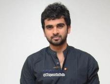 Ashok Selvan at Bhadram Movie Press Meet Photos