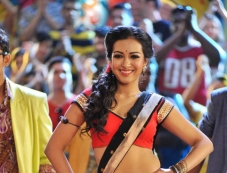 Catherine Tresa in Traditional wear Photos