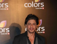 Shahrukh Khan at Colors channel party 2014 Photos
