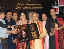 Celebs at launch of Shreya Ghoshal's Humnasheen ghazal album Photos