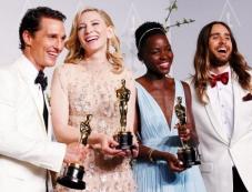 Celebs at Oscars 2014 Photos