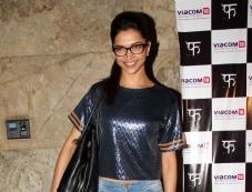 Deepika Padukone at special screening of film Queen Photos