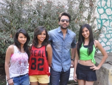 Jackky Bhagnani promote Youngistaan on the sets of Dil Dosti Dance Photos