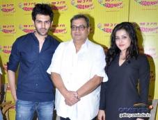 Kaanchi film starcast on Radio Mirchi Mumbai Photos