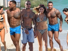 Kelly Brook And David McIntosh Are A Couple Photos