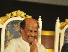 Rajinikanth at Kochadaiyaan Audio Launch Photos