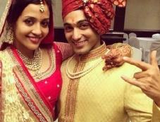 Ruslaan Mumtaz and Nirali Mehta's wedding Photos