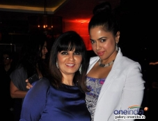 Sameera Reddy at Neeta Lulla's 50th birthday bash Photos