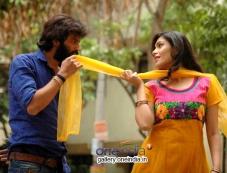 Sandeep and Sonu Gowda in Kannada Movie Half Mentlu Photos
