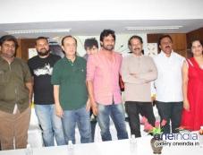 Shankra Movie Press Meet Photos