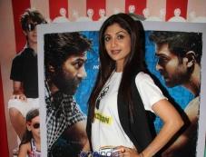 Shilpa Shetty at Dishkiyaoon film screening Photos