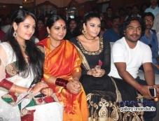 Shruti, Ragini Dwivedi, Arjun Janya at Chittara Sambrama 2014 Photos