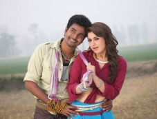 Siva Karthikeyan and Hansika Motwani still from Maan Karate Photos