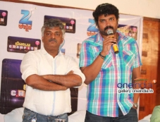 Srujan Lokesh at Zee Kannada Chota Champion - Season 2 Press Meet Photos