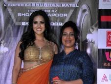 Sunny Leone and Divya Dutta at Ragini MMS 2 success bash Photos