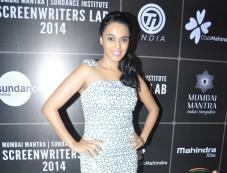 Swara Bhaskar at Third annual Mumbai Mantra Sundance Institute Screenwriters Lab 2014 Photos