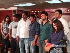 Yagna Shetty, Rakshit Shetty, Sheetal Shetty at Ulidavaru Kandante Movie Press Meet Photos