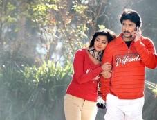 Aindrita Ray and Prem Kumar in Kannada Movie Athi Aparoopa Photos