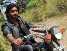 Anup Govindu in Kannada Movie Dove Photos