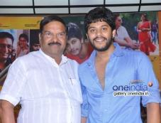 B. Gopal and Tejas at Ulavacharu Biryani Movie Press Meet Photos