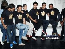Bombay Velvet wrap up party Photos