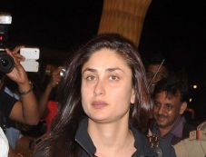 Kareena Kapoor leaves for IIFA 2014 Photos