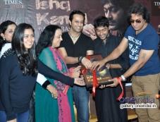 Launch of Ali Abbas album Ishq Kamal Photos