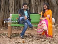 Manoj and Nikki Galrani in Paravashanadenu Photos