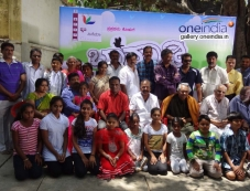 Nagaraj Kote's Baanadi Film Launch Photos