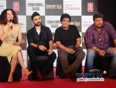 Press conference of film Revolver Rani Photos