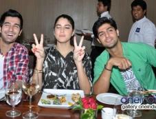 Promotion of film Purani Jeans at Neel restaurant Photos