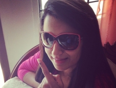 Trisha Krishnan cast her vote Photos