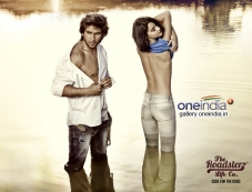 Ranveer Singh as the Brand Ambassador for Roadster Photos