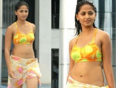 Anushka Shetty in Bikini Photos