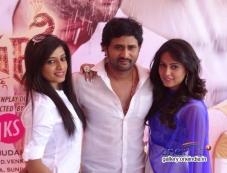 Srinagar Kitty at Subramani Movie Press Meet Photos