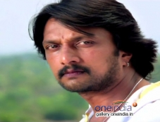 Sudeep in Kannada Movie Maanikya Photos