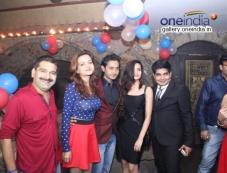 TV actor Aanchal Munjal's Birthday Celebration Photos