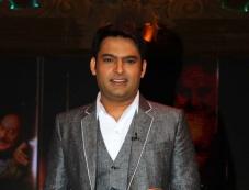 Actor Kapil Sharma at Anupam Kher's Kuch Bhi Ho Sakta Show Photos