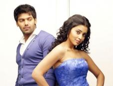 Arya and Shriya Saran in Telugu Movie Love to Love Photos