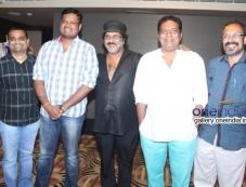 Dinakar Thoogudeep, Ravichandran, Prakash Raj, B. Suresh at Oggarane Film Press Meet Photos