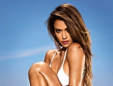 Jessica Alba Photoshoot for Entertainment Weekely Magazine Photos