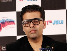 Karan Johar at Humpty Sharma ki Dulhania First Look Launch Photos