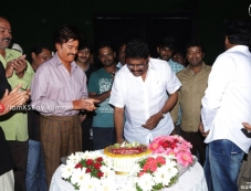 KS Ravikumar celebrates his birthday with Rajinikanth Photos
