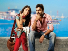 Nara Rohit and Regina Cassandra in Shankara Photos