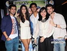 Neil Nitin Mukesh attends Purani Jeans special screening Photos
