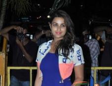 Parineeti Chopra  at Karan Johar Birthday Bash 2014 Photos