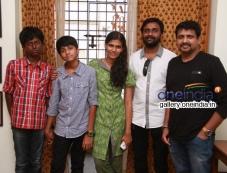 Poovarasam Peepee Halitha Shameem Press Meet Photos