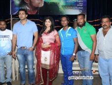 Raghu Mukherjee, Nayana, Edwin at Chitti Film Launch Press Meet Photos
