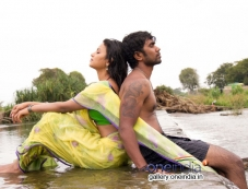 Roopa Nataraj and Ranjan Shetty in Kannada Movie Miss Mallige Photos