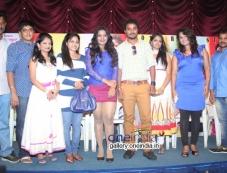 Santhoshakke Movie Press Meet Photos